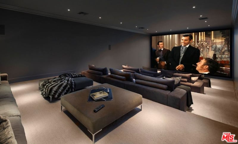 100 Awesome Home Theater and Media Room Ideas for 2017