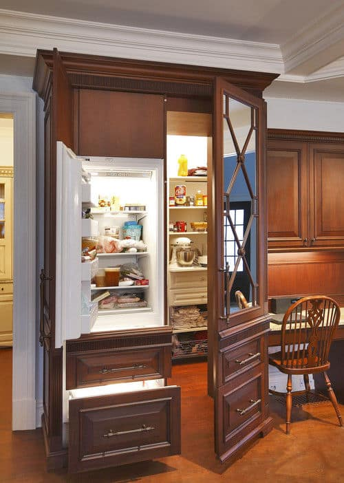 650 kitchens with hardwood flooring pictures home for Bentwood kitchen cabinets