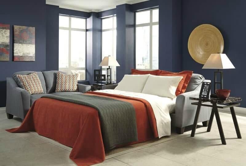 Fine Top 10 Best Sleeper Sofas For 2019 Unemploymentrelief Wooden Chair Designs For Living Room Unemploymentrelieforg