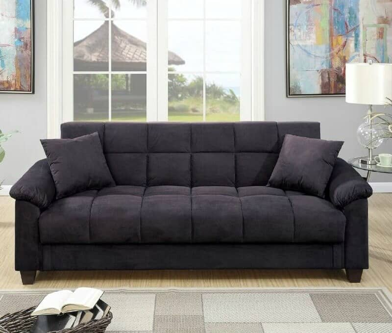 Lakeview Adjustable Storage Sofa