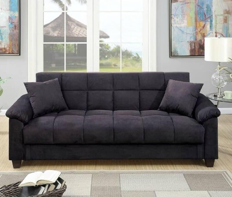 Super Top 10 Best Sleeper Sofas For 2019 Unemploymentrelief Wooden Chair Designs For Living Room Unemploymentrelieforg