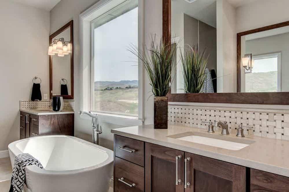 700 luxury custom master bathroom designs for Custom master bathroom designs