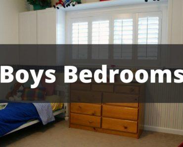 Boys bedroom design ideas.