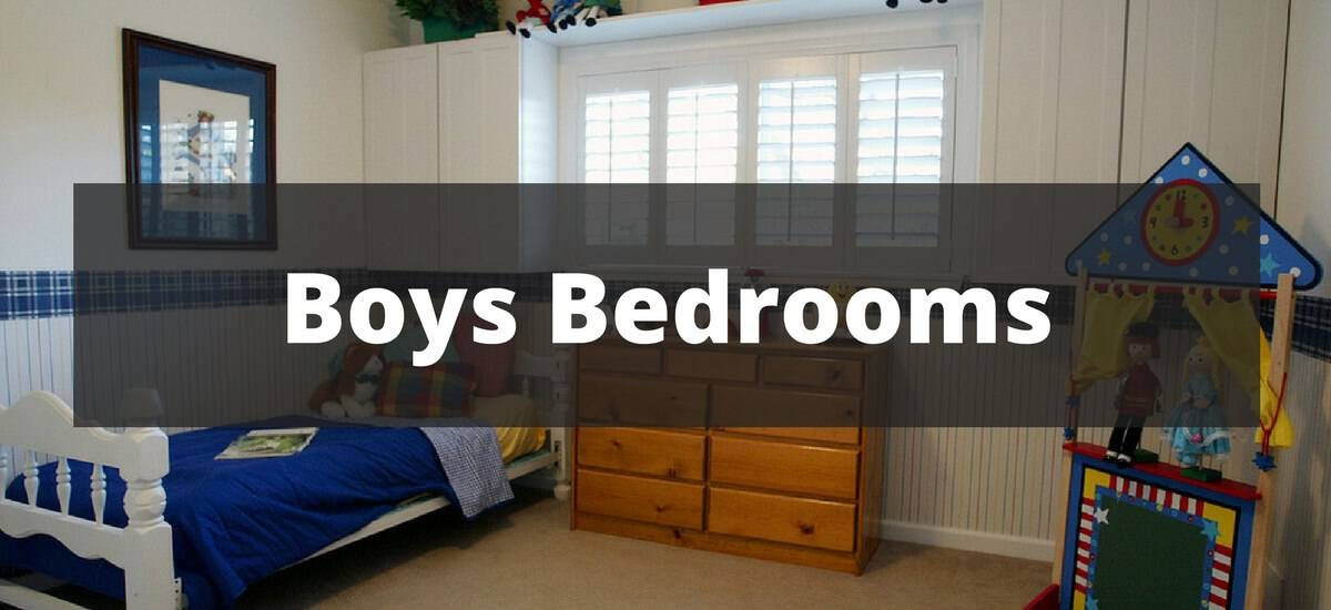 99 Great Boys Bedroom Design Ideas