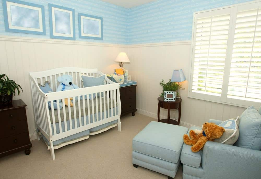 25 Baby Boy Nursery Design Ideas for 2018
