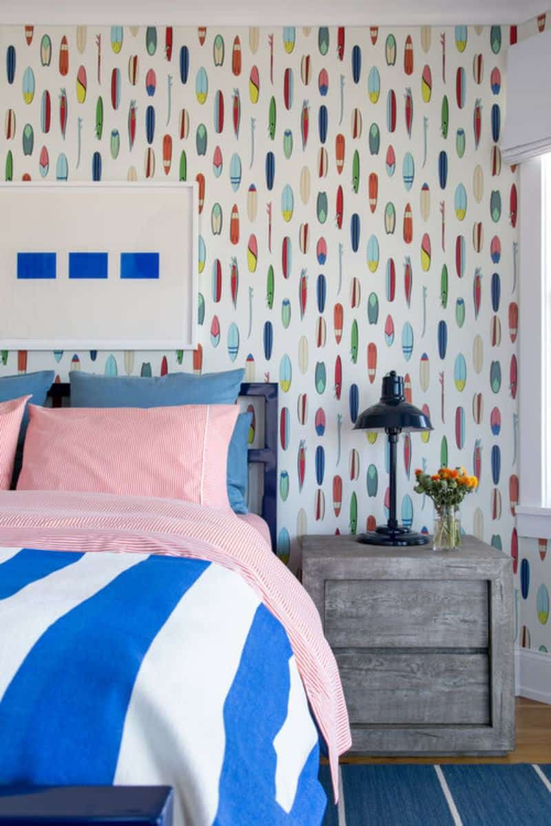 201 fun kids bedroom design ideas for 2017 - Exciting beach bedroom themes for truly refreshing atmosphere ...