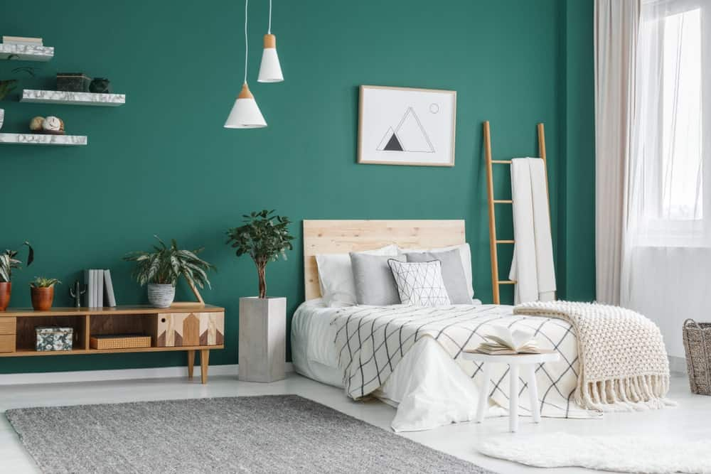 Take a Look at These Awesome Blue And Green Bedroom Pics ...