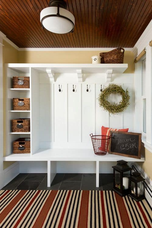 photo by brooke wagner design discover entryway design ideas - Mudroom Design Ideas