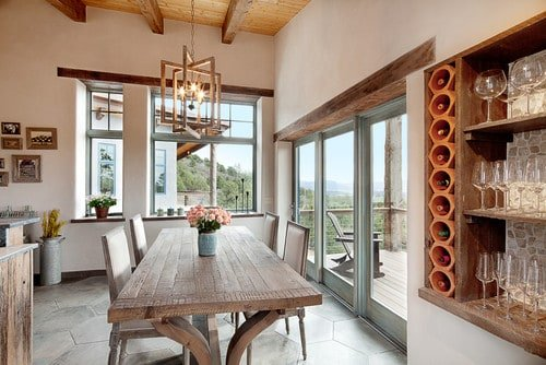 Photo By Bio Hab Builders Inc.   Look For Dining Room Design Inspiration