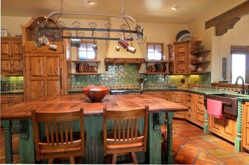 48 Southwestern Kitchen Ideas For 48 Gorgeous Southwest Kitchen Design