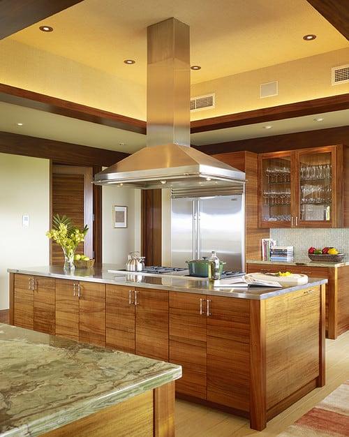Tropical Kitchen Decor: 50 Tropical Kitchen Ideas For 2018