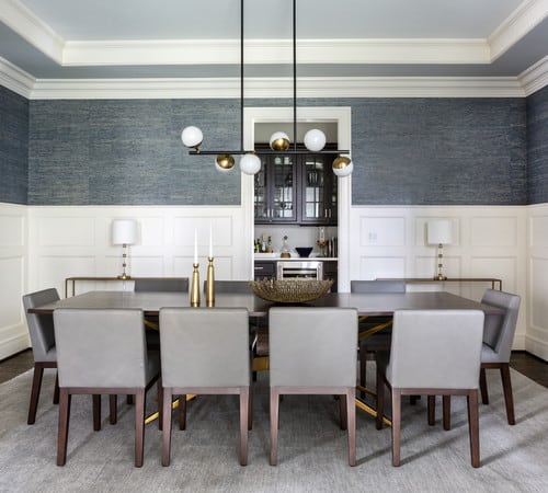 Attractive Photo By Celia Welch Interiors   Discover Dining Room Design Ideas Good Ideas