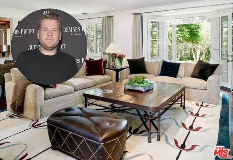 james corden's house