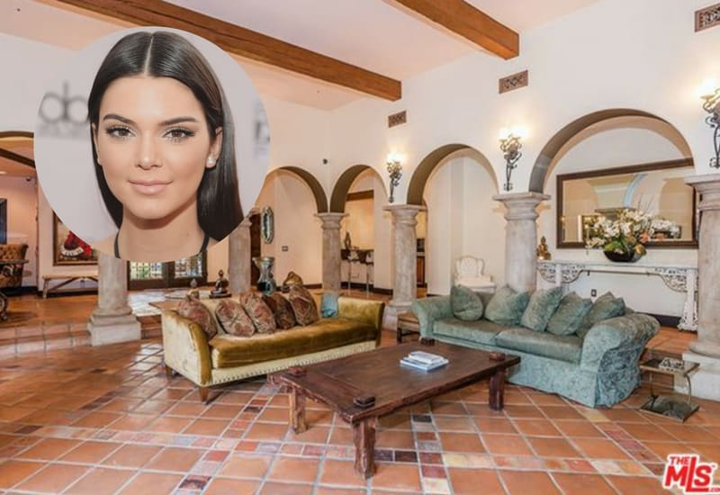 Kendall Jenner S House In Beverly Hills 8 55 Million Beauty