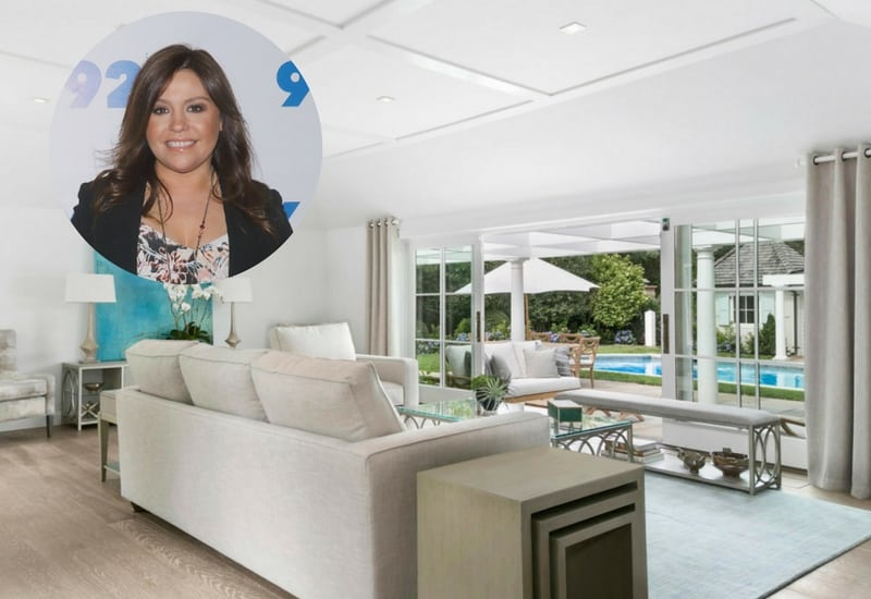 Rachael Ray's Hamptons House is on the Market ($4.9M)