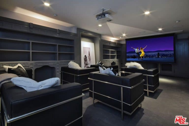 Awesome Home Media Room Ideas Part - 1: Undefined