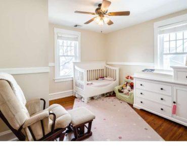 medium-sized nursery room