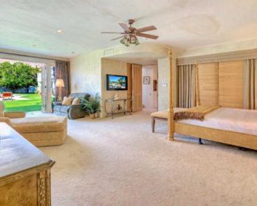 Mediterranean Master's Bedroom