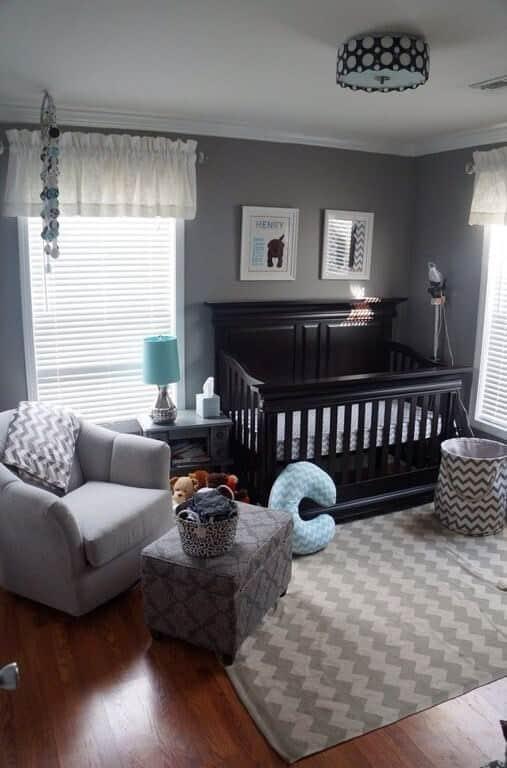 30 Baby Boy Nursery Design Ideas