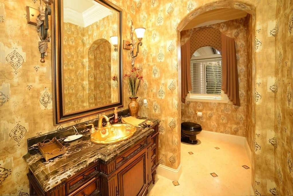 20 Large Powder Room Ideas For 2018