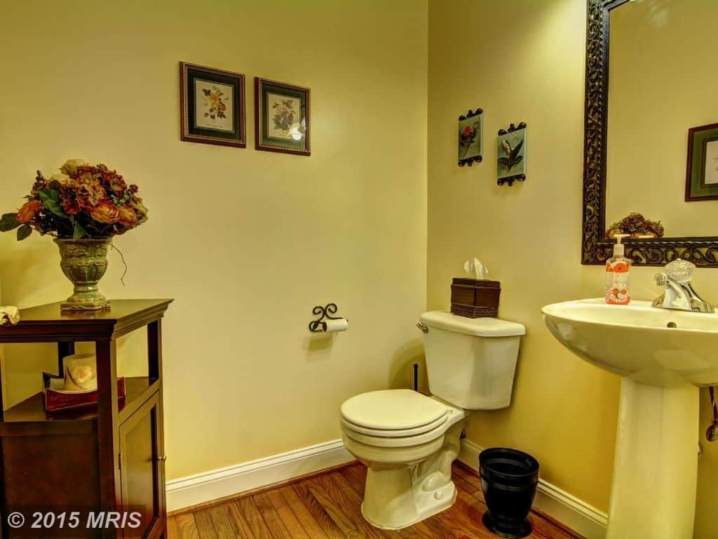 22 Yellow Powder Room Ideas for 2018
