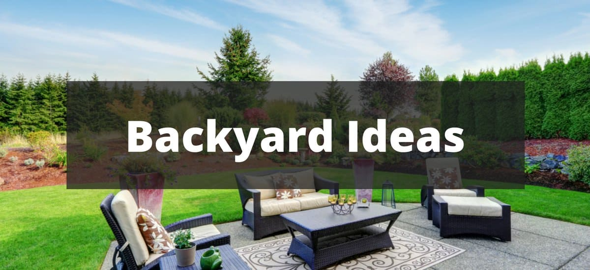 1,001 Backyard Ideas for 2018 (Decks, Gardens, Pools & More)