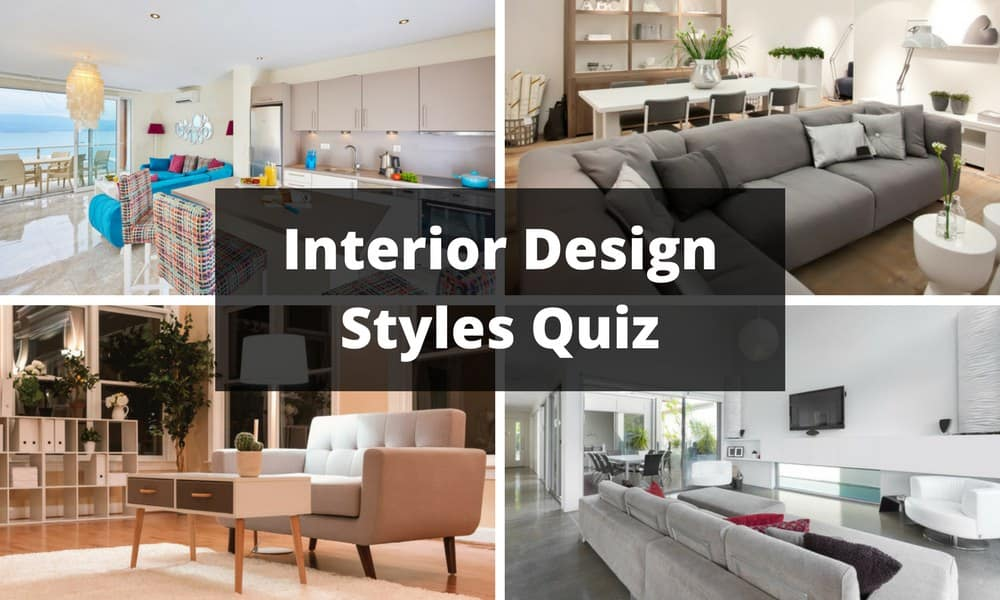 Interior design styles quiz test your interior design for Furniture quiz questions