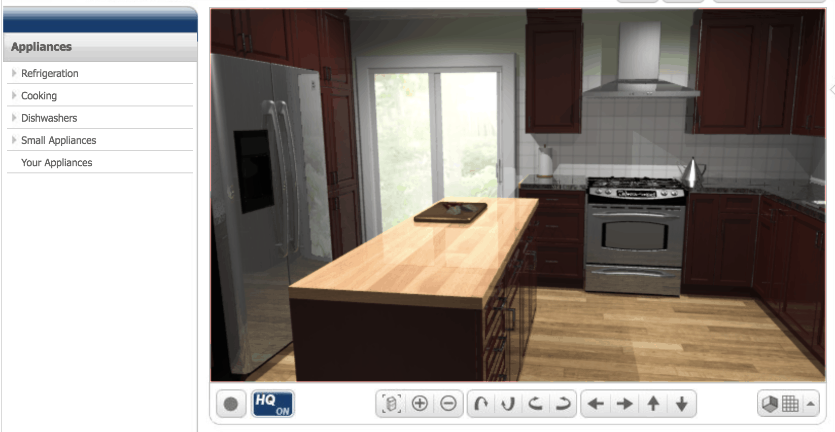 Kitchen Cabinet Design App