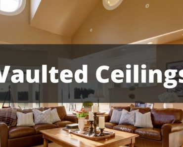 Vaulted ceiling design ideas.