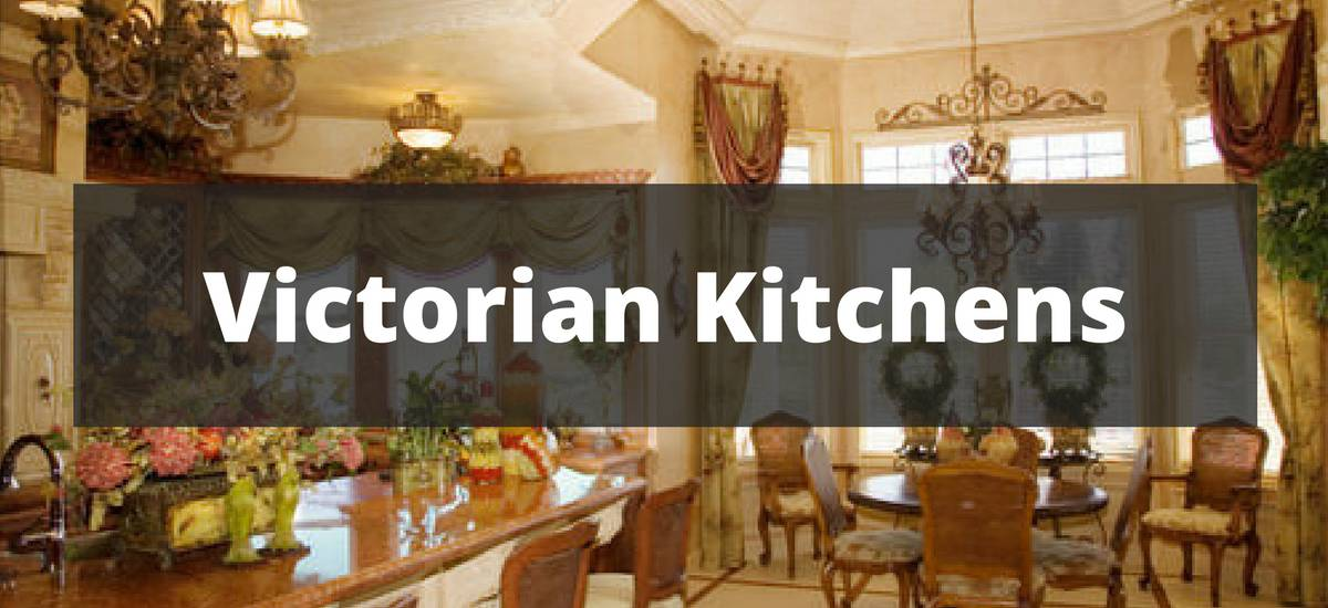 20 victorian kitchen ideas for 2018 for Victorian kitchen designs