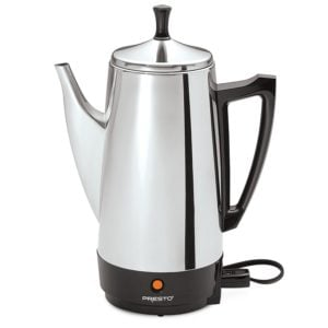 12 cup electric percolator by Presto
