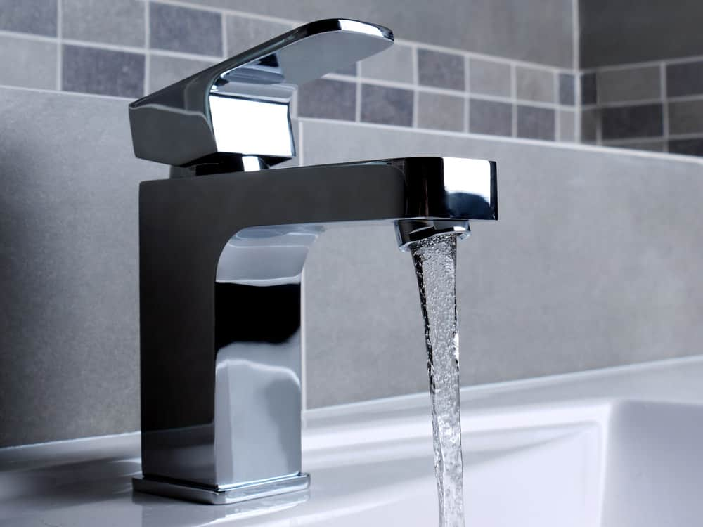 Types of bathroom faucets