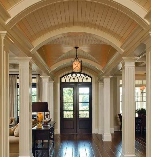 Open Foyer Ideas : Craftsman foyer ideas for