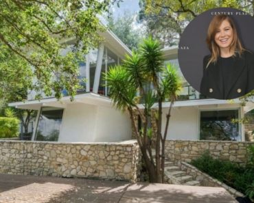 Ellen Pompeo's Hollywood Hills estate.