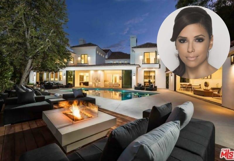 Eva Longoria's Beverly Hills Home ($13.5M)