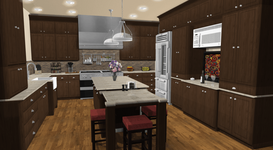 17 best online kitchen design software options in 2018 - Best free home design software for pc ...