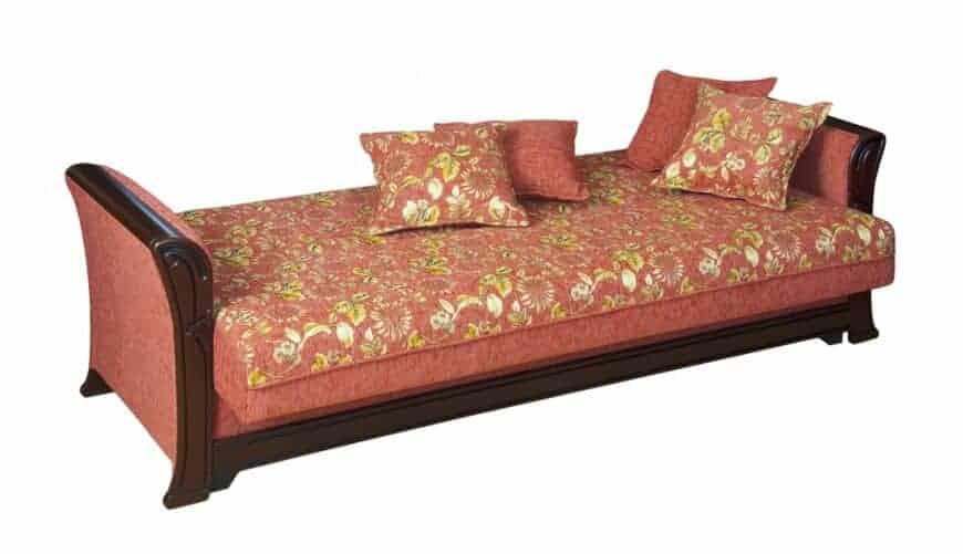 Photo of a divan sofa