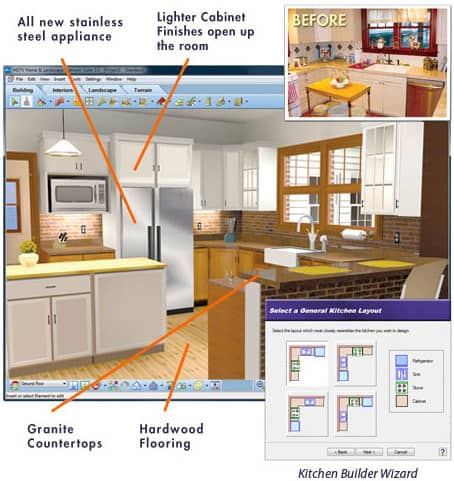 Kitchen Cabinet Design Software Free