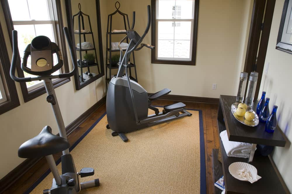 Home Gym Furniture Best 25 Small Home Gyms Ideas On Pinterest