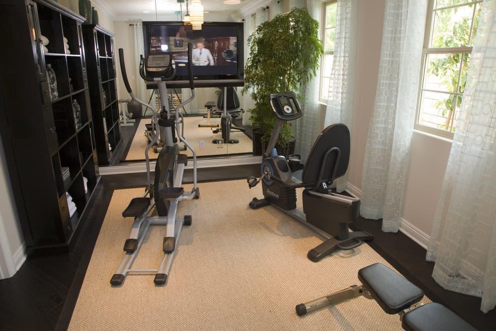 75 Home Gym Design Ideas Photos