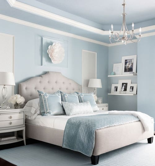 100 Blue Bedroom Ideas For 2019