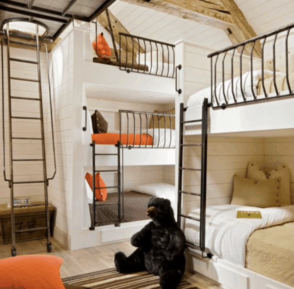 10 Types Of Triple Bunk Beds Plus 25 Top Picks 2019
