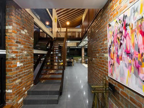 Foyer Stairs Qld : Foyer designs with pendant lights photos home