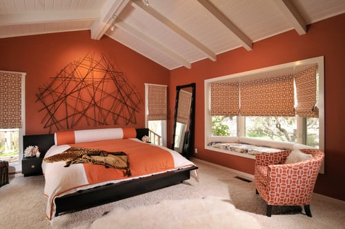 transitional master bedroom modern traditional master transitional master bedroom with shiplap beam ceiling an eyecatching artwork featured on the 20 master bedroom ideas for 2018