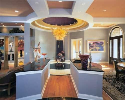 Zen Foyer Design : Large foyer ideas for