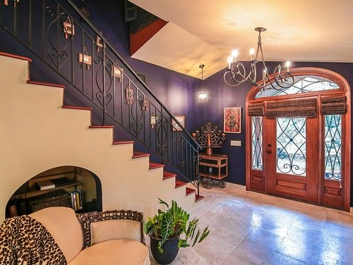 20 Purple Foyer Ideas for 2018 on house arches design, house windows, house driveway design, house floor design, house column design, stair step design, house flat roof design, house frames design, house floor plan with grand staircase, house carport design, house fireplaces design, house trim design, house roof garden design, house flooring design, house boats design, rustic stair railing design, wood stair design, house doors design, house shelves design, staircase design,