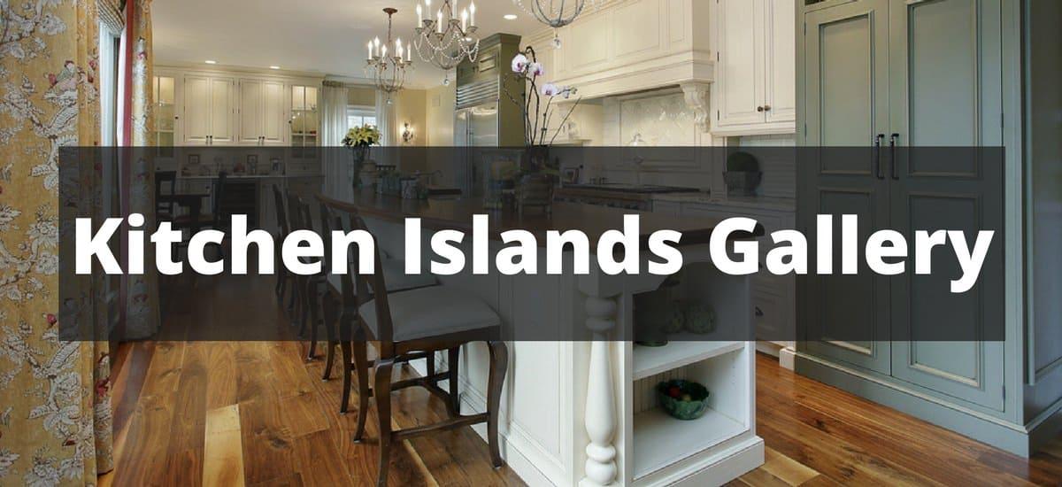 Round Kitchen Island Ideas