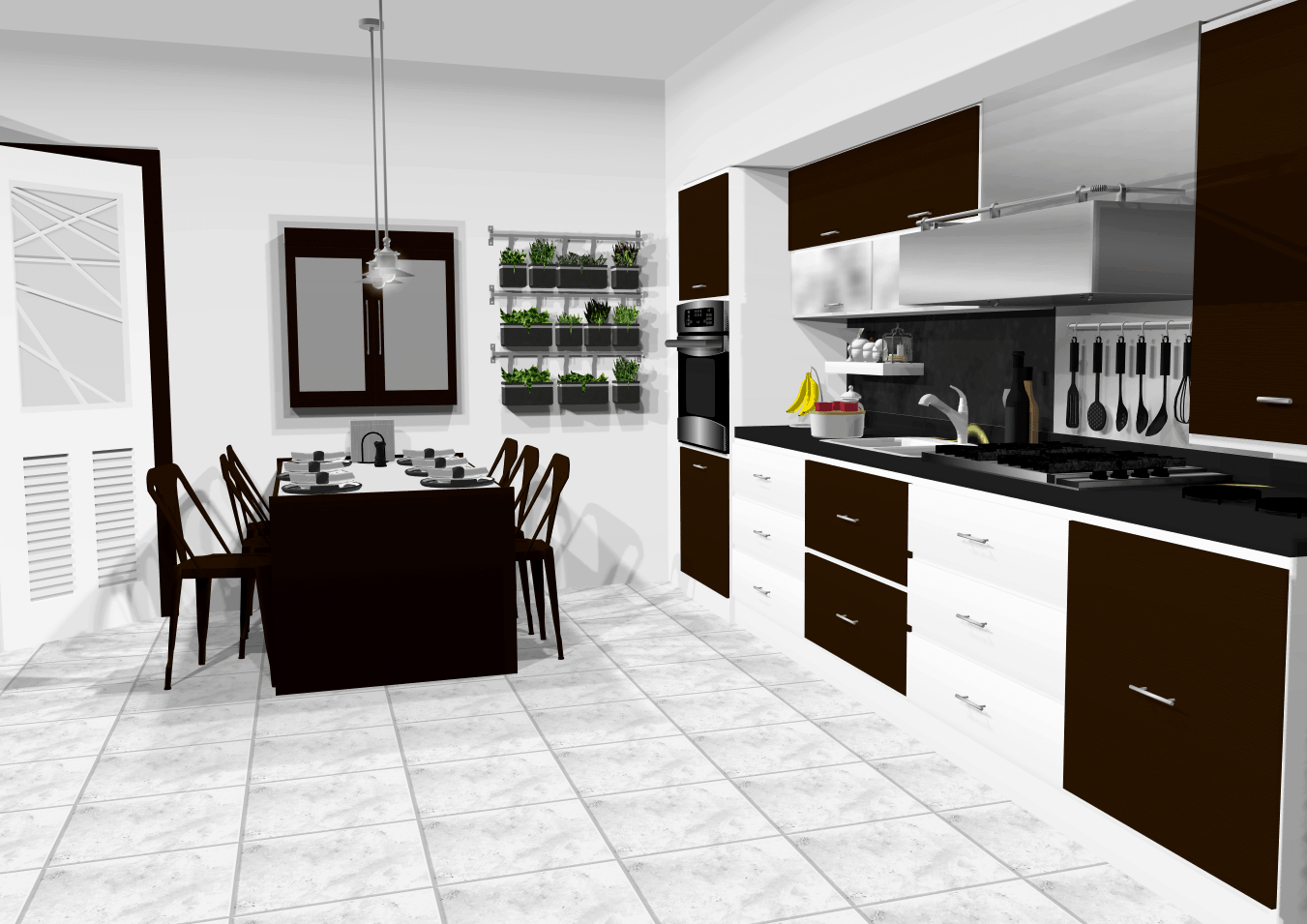 16 best online kitchen design software options in 2018 free paid Kitchen design rendering software