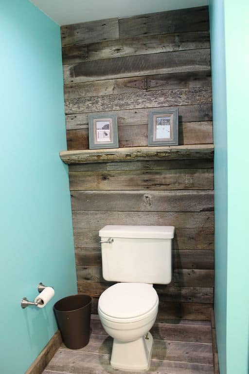 35 Blue Powder Room Ideas For 2018