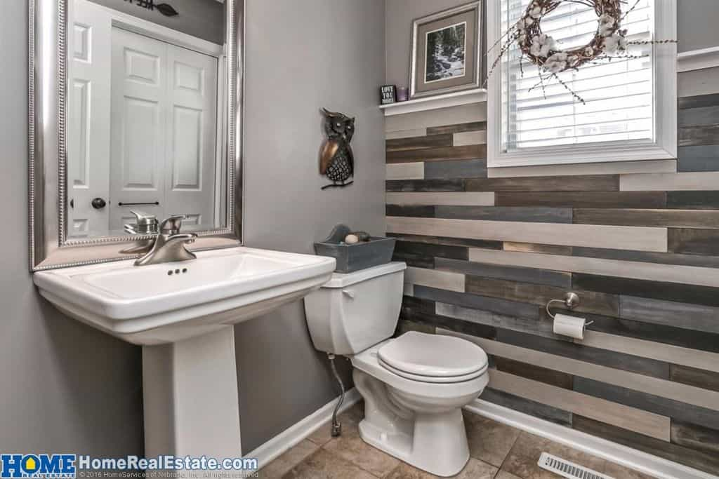 60 Gray Powder Room Ideas For 2018